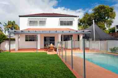 Glass Pool Fencing Brisbane ​